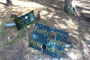 Signs.ForetsPrive